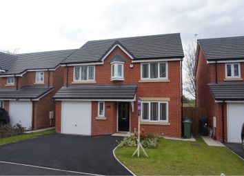 Thumbnail 4 bed detached house for sale in Fairway View, Manchester