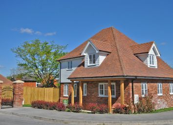 Thumbnail 4 bed detached house for sale in Oak Fields, Hailsham
