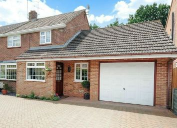 Thumbnail 3 bedroom semi-detached house for sale in Stunning Garden. Beechwood Close, Ascot, Berkshire