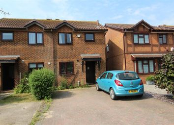 Thumbnail 2 bed semi-detached house for sale in Burkeston Close, Kemsley, Sittingbourne
