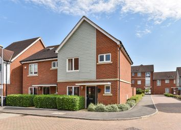 Thumbnail 3 Bedroom Semi Detached House For Sale In Redwood Drive, Epsom