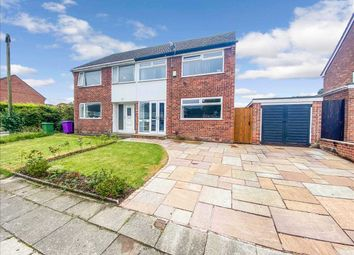 Thumbnail 3 bed semi-detached house for sale in Leybourne Road, Liverpool