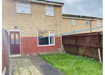 Thumbnail 3 bed terraced house for sale in Rauceby Close, Hull