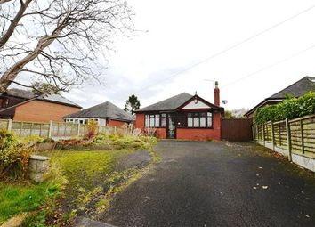 Thumbnail 2 bed detached bungalow for sale in Megacre, Bignall End, Stoke-On-Trent