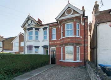 Thumbnail 4 bed semi-detached house for sale in Canterbury Road, Margate