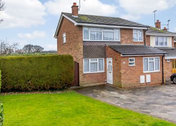 Thumbnail 4 bed semi-detached house for sale in 35 Hillway, Billericay