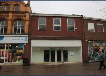 Thumbnail Retail premises for sale in 12 Market Place, Nuneaton, Warwickshire