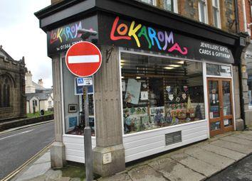 Thumbnail Retail premises to let in 1 Church Street, Launceston, Cornwall