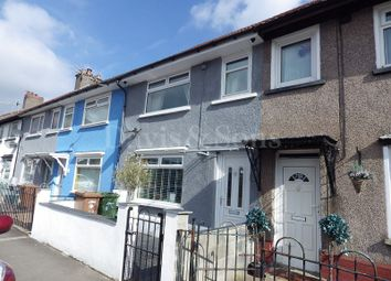 Thumbnail 2 bed terraced house to rent in Risca Road, Cross Keys, Newport.