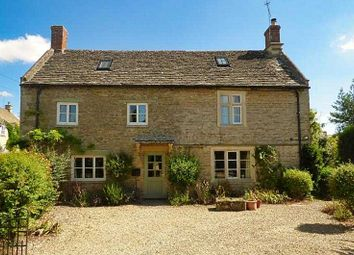 Thumbnail 4 bed detached house to rent in Filkins, Lechlade