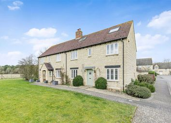 Thumbnail 4 bed semi-detached house for sale in Birch Drive, Bradwell Village, Nr Burford, Oxfordshire