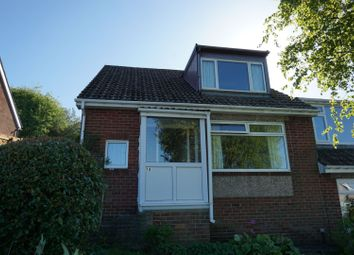 3 bed bungalow for sale in The Rise, Consett DH8