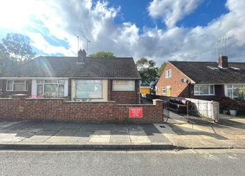 Thumbnail 2 bed semi-detached bungalow for sale in Thirlestane Crescent, Far Cotton, Northampton