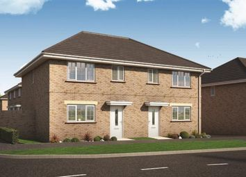 "Thumbnail 3 bed property for sale in ""The Cypress At Francis Gate"" at Boars Tye Road, Silver End, Witham"