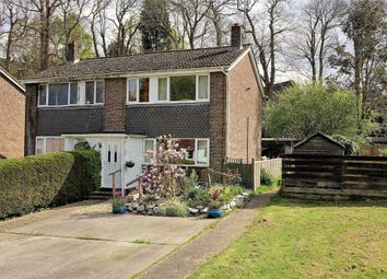 Thumbnail 3 bed semi-detached house for sale in Spinney Dale, Hythe, Southampton