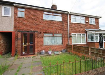 Thumbnail 2 bedroom terraced house for sale in Hindle Avenue, Warrington