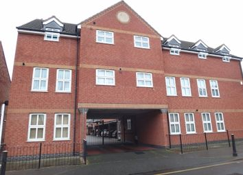 Thumbnail 2 bed flat for sale in Harrison Croft, Belgrave, Leicester