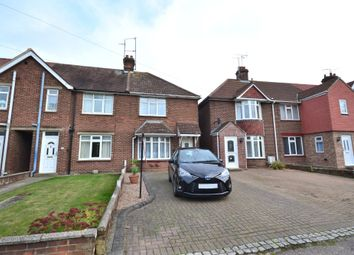 Thumbnail End terrace house to rent in Cowdray Avenue, Colchester