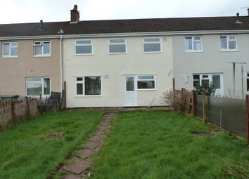 Thumbnail 2 bed end terrace house to rent in Mynydd Maen Road, Pontnewydd, Cwmbran