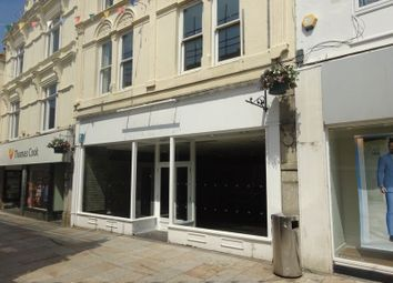 Thumbnail Retail premises to let in Fore Street, Trewoon, St. Austell