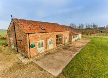 Thumbnail 5 bed barn conversion for sale in Lords Bridge, Islington, King's Lynn