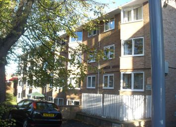 Thumbnail 1 bed flat to rent in Joules House, Christchurch Avenue, London