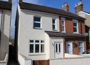 Thumbnail 3 bed semi-detached house for sale in Heather Cottages, Ash Vale