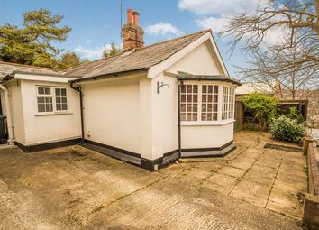 Thumbnail 2 bed detached bungalow to rent in Alma Road, Chesham