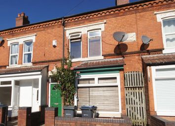 3 bed terraced house for sale in Hobson Road, Selly Park, Birmingham B29