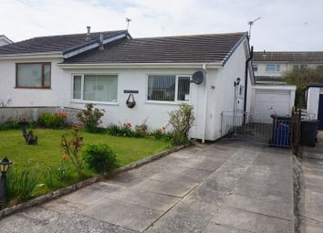 Thumbnail 2 bed semi-detached bungalow for sale in Ffordd Llewelyn, Valley