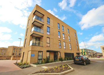Thumbnail 2 bedroom flat to rent in Ellis Road, Trumpington, Cambridge