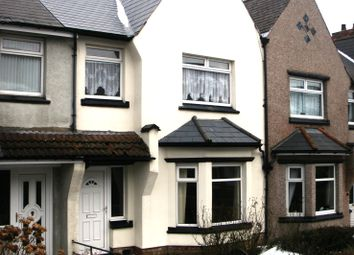 Thumbnail 3 bed terraced house to rent in The Avenue, Consett
