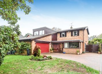 Thumbnail 5 bed detached house for sale in Bayliss Road, Wargrave