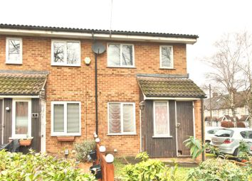 1 bed end terrace house for sale in Maybury Road, Woking GU21