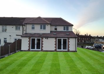 Thumbnail 2 bedroom terraced house to rent in Allenby Crescent, Rossington, Doncaster