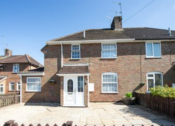 Thumbnail 4 bed semi-detached house for sale in Worthington Road, Dunstable