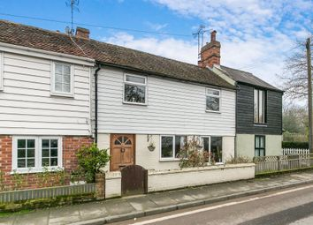 Thumbnail 2 bed terraced house for sale in Holloway Road, Heybridge, Maldon