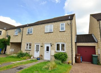 Thumbnail 2 bed semi-detached house for sale in Avocet Way, Bicester