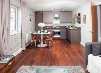 """Thumbnail 2 bedroom flat for sale in """"Apartment"""" at Centenary Plaza, Southampton"""