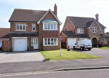 Thumbnail 5 bed detached house for sale in Trevine Gardens, Stockton-On-Tees