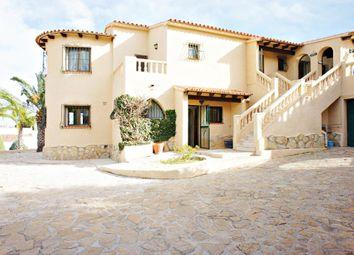 Thumbnail 5 bed villa for sale in La Cometa, Moraira, Alicante, Valencia, Spain