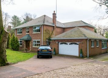 Thumbnail 5 bed detached house for sale in Ruff Lane, Ormskirk
