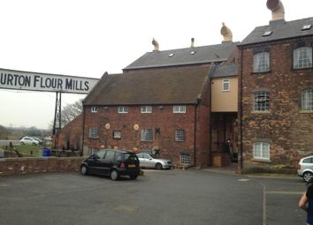 Thumbnail 1 bed flat to rent in The Flour Mills, Burton-On-Trent