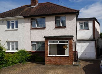 Thumbnail 4 bed semi-detached house for sale in Seabrook Drive, West Wickham
