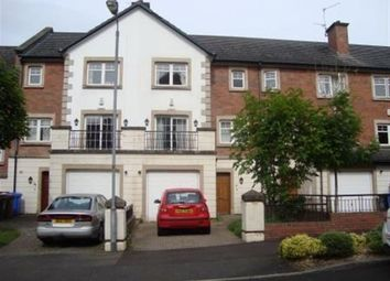 Thumbnail 4 bedroom town house to rent in The Boulevard, Belfast