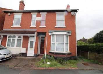 Thumbnail 2 bedroom semi-detached house to rent in Prestwood Road West, Wednesfield, Wolverhampton