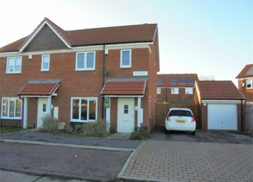 Thumbnail 2 bedroom semi-detached house for sale in Kenmore, Sunderland, Tyne And Wear