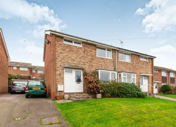 Thumbnail 3 bed semi-detached house for sale in Seabourne Road, Bexhill-On-Sea