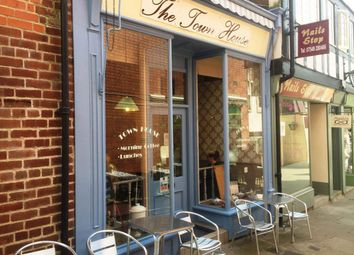 Thumbnail Restaurant/cafe for sale in Irongate, Chesterfield