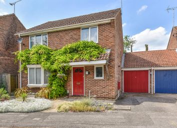 Thumbnail 4 bed link-detached house for sale in Redbridge Drive, Andover